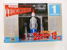 Bandai DX Thunderbird 1 Gerry Anderson's International Rescue with Launch Pad