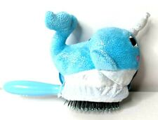 Wet Brush Narwhale Unicorn Plush Brush Kid Friendly Ultra Soft Bristle's New