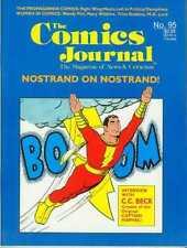 Comics Journal # 95 (propaganda comics, women in comics) (USA, 1985)