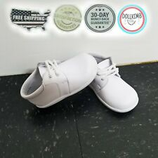 Mayoreo BOY SHOES white FOR CHRISTENING ZAPATOS  blancos DE NIÑO PARA BAUTIZO