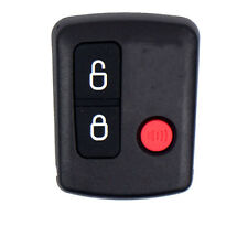 2pcs 3 Buttons Remote Key Shell Case For Ford BA BF Falcon Central Locking Door