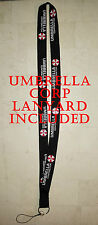 Resident Evil Umbrella Corporation Corp Neck Lanyard Strap for ID card