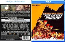 The Devils Brigade ~ New Blu-ray ~ William Holden, Cliff Robertson (1968)