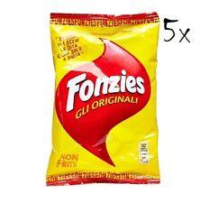 40x Fonzies 23g Maissnack mit Käse 184 g in 5 für 8 Portionstüten á 23g chips