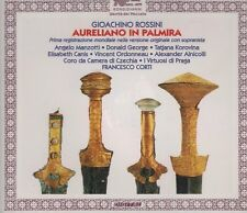 Rossini: Aureliano In Palmira / Corti, Manzotti, George, Korovina, Canis - CD