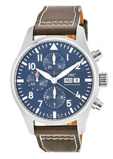 New IWC Pilot's Chronograph Le Petit Prince Limited Men's Watch IW377714