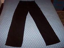 Meltin pot pantalone Vintage donna,colore nero,taglia 28 Women pant Meltin po