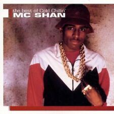 MC SHAN - The Best of Cold Chillin - CD