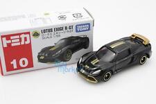 Takara Tomica Tomy #10 LOTUS EXIGE R-GT Black Scale 1:59 Diecast Toy Car 2014