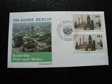 ALLEMAGNE (RFA) - enveloppe 1er jour 1987 (cy28) germany