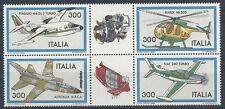 1982 ITALIA AEREI BLOCCO MNH ** - ED2
