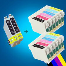 14 Ink Cartridge Replace for Epson PX710W PX720WD PX800FW P50 PX650 PX660 R285 2