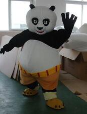 Professionale Kung Fu Panda Po Adulto Costume Della Mascotte Halloween