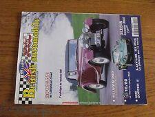 $$$ Revue British Automobile magazine N°12 Morgan DropheadMG Midget J2Elise