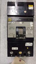 Kc34225 Square D I-Line Circuit Breaker, 225A, 480V