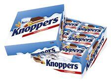 24 x 25g  Knoppers Haselnuss-Schnitten im Vorteil Pack zum Sparpreis - Neuware-