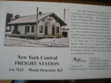 Alexander Scale HO #A-7622 New York Central Freight Station