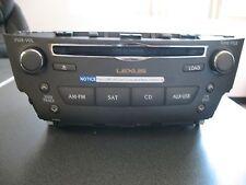 2010-13 LEXUS IS 250 CONV  PIONEER RADIO RECEIVER ID P1839  8612053A40