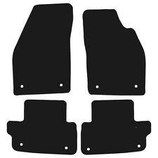 Volvo C70 Manual (2006-2013) New Black Carpet Fully Tailored Car Floor Mats