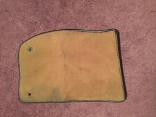 LAND ROVER RANGE ROVER P38 HOLLAND AND HOLLAND DRIVER FLOOR MAT STC61020