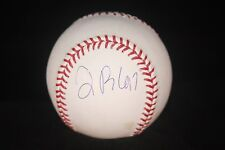 LA ROI GLOVER AUTOGRAPHED BASEBALL CDW CERTIFIED