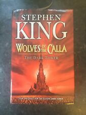 Stephen King First Edition Hardback Dark Tower Book 5 V Wolves of the Calla 2003