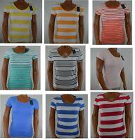 NWT Tommy Hilfiger Women's Tee T Shirt/Blouse Short Sleeve XS S M L XL XXL