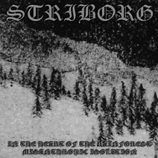 Striborg - In The Heart Of The Rainforest/Misanthropic Isolation (Aus), CD