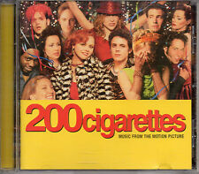 "BLONDIE - ROXY MUSIC - DIRE STRAITS - THE RAMONES ""200 CIGARETTES"" SOUNDTRACK CD"