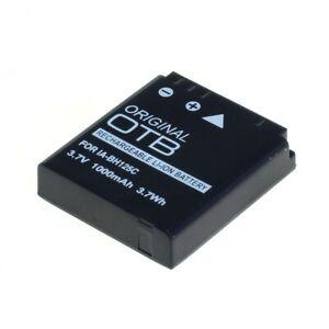 OTB Akku für Panasonic CGA-S005E / DMW-BCC12 (1000mAh/3,7Wh)