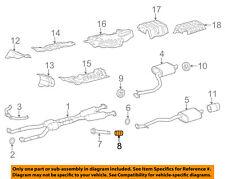 TOYOTA OEM Exhaust-Muffler & Pipe Spring 9050135028