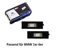 LED Kennzeichenbeleuchtung für BMW E63 E64 E81 E87 E85 E86 KB17