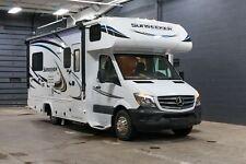 Forest River Sunseeker 2400S MBS Mercedes Sprinter Diesel Class C Motorhome RV