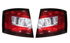 Skoda Fabia 2014-> Hatchback Rear Tail Light Lamp Pair Left & Right