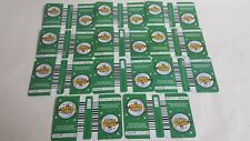Woolworths Super Animals Christmas Green 11 Pkts/44 Cards Brand New Unopened