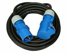 CEE Camping kabel H07RN-F 3x2,5mm Caravan 5/10/15/20/25/30/40/50m