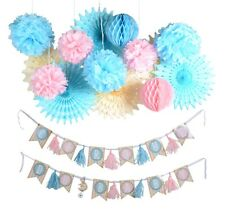 Circus theme party gender reveal  baby shower birthday party decoration