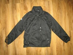 Descente softshell Jacket in Black size L
