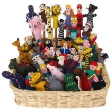 Finger puppets lot of 20