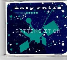 (FM239) Only Child, Getting It On - 2000 CD