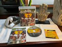 All-Pro Football 2K8 PS3 (Sony PlayStation 3, 2007) COMPLETE +Manual PRISTINE
