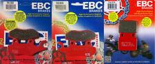 EBC Carbon X Front & Rear Brake Pad Set - Suzuki LTR450 _FA135X|FA165X|FA137X