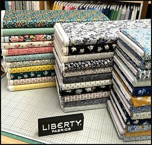 *NEW* - LIBERTY OF LONDON- THE EMPORIUM COLLECTION 100% COTTON FABRIC - QUILTING