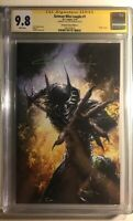 Batman Who Laughs #1 Variant Cover C CGC SS 9.8 (Signed by Clayton Crain)