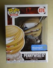 Funko POP Pennywise with wig from IT (2017 Film) #474 Walmart Exclusive