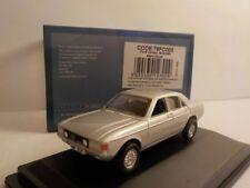 Ford Granada, - Silver , Model Cars, Oxford Diecast