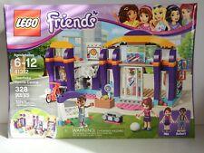 LEGO FRIENDS - Heartlake Sports Centre - Model # 41312 - 328 pc set - Age 6-12Y