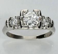Anillos de joyería con diamantes anillo de compromiso brillante