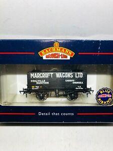 """Bachmann 37 100 """"Marcroft"""" Bachmann Club 2002 wagon"""
