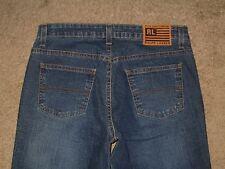 Ralph Lauren Size 6 Classic Bootcut Medium Blue Womens Denim Jeans